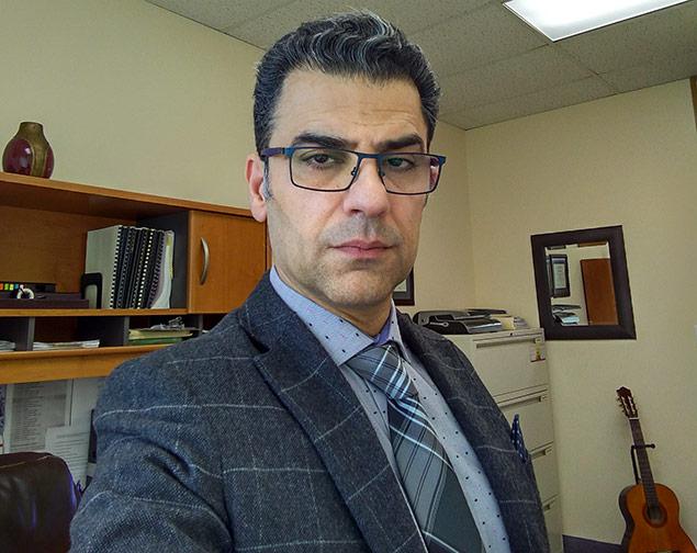 Oracle Legal Services Kamal Rezabeik